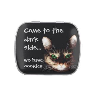 """Badass Cats - """"Dark Side has Cookies"""""""