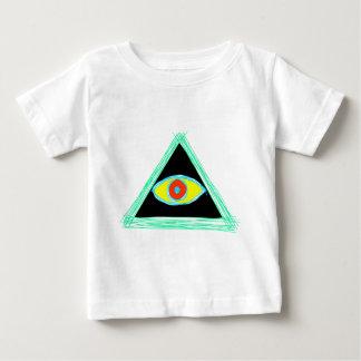 Badass Illuminati Baby T-Shirt