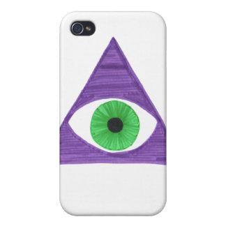 Badass Illuminati iPhone 4/4S Cover