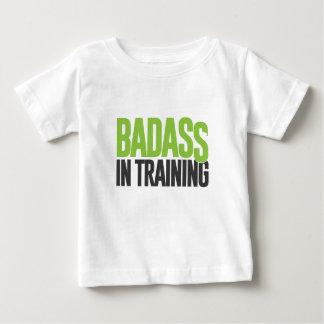 Badass in training baby T-Shirt