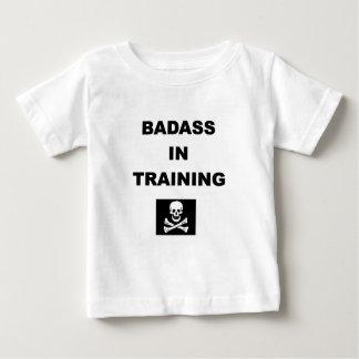 badass in training child baby T-Shirt