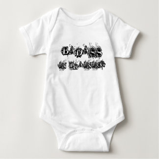 Badass Infant Baby Bodysuit