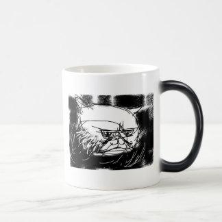 Badass Punkers Magic Mug