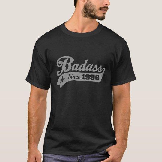 Badass Since 1996 T-Shirt