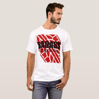 Badass Tyre - Dragracing T-Shirt