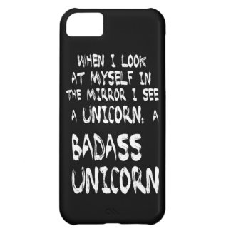 Badass Unicorn IPhone Case