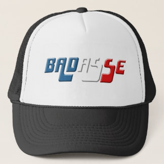 BADASSE FRANCE TRUCKER HAT