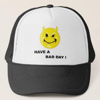 badday2 trucker hat