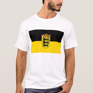 Baden-Wuerttemberg Flag T-Shirt