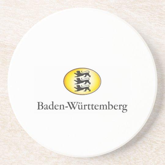 Baden-Wuerttemberg Wappenzeichen Coaster