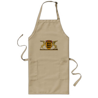 Baden Wurtemberg Coat of Arms Apron