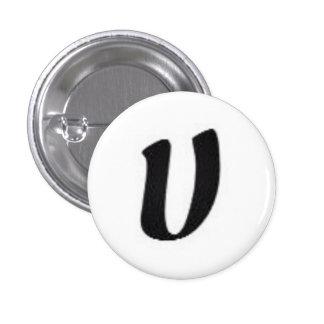 Badge 1 Inch Round Button