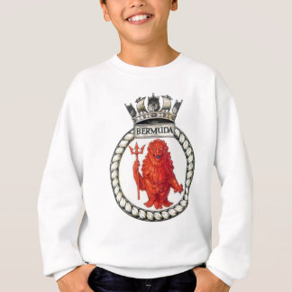 Badge f HMS Bermuda Sweatshirt