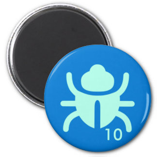 Badge Magnet - Bug 10