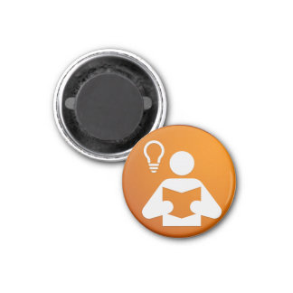 Badge Magnet - Knowledge