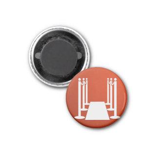 Badge Magnet - Service