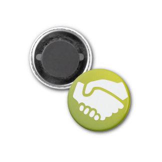 Badge Magnet - Trust