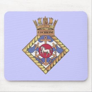 Badge of HMS Cochrane Mouse Pad