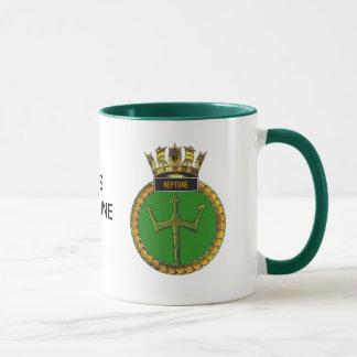 Badge of HMS Neptune Mug