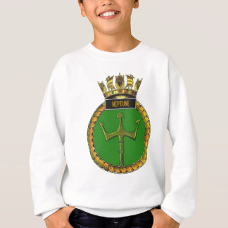 Badge of HMS Neptune Sweatshirt