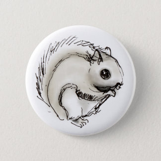 Badge of momonga 2 inch round button