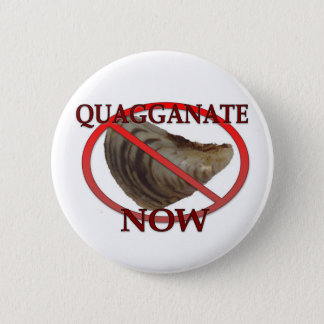 Badge of the Quagganator 2 Inch Round Button