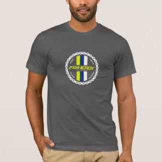 Badge on Gray Medium T-Shirt
