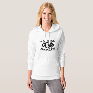 Badger Brace Women's Fleece Hoodie