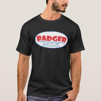 Badger Milk T-Shirt