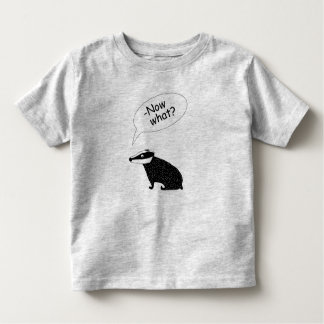 badger t-shirt for kids law of attraction
