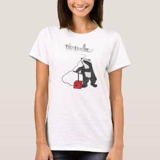 Badger vs Parliment T-Shirt