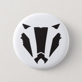 Badgers Button