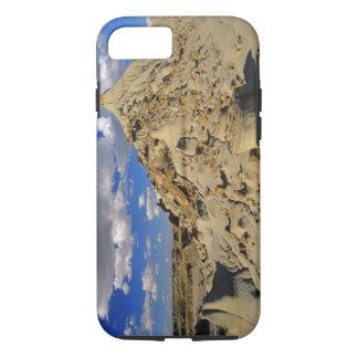 Badlands at Dinosaur Provincial Park in Alberta, 3 iPhone 7 Case