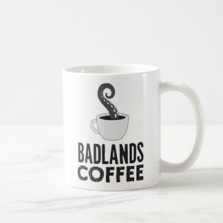 Badlands Coffee Myschievia 2017 mug