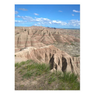Badlands Eastern Loop Postcard