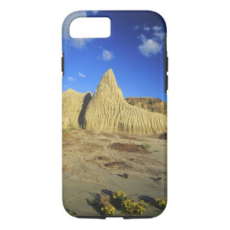 Badlands formations at Dinosaur Provincial Park 7 iPhone 7 Case