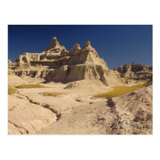 Badlands in South Dakota Postcard