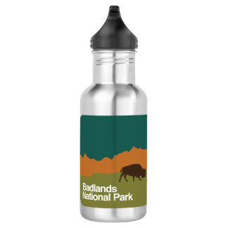 Badlands National Park 532 Ml Water Bottle
