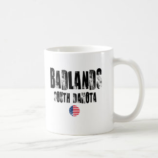 Badlands National Park Coffee Mug