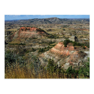 Badlands National Park North Dakota Postcard