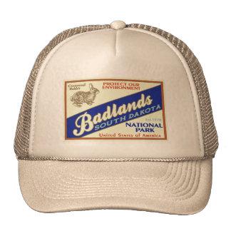 Badlands National Park (Rabbit) Trucker Hat