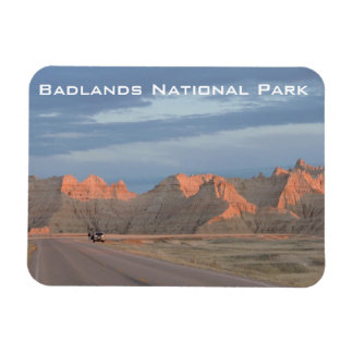 Badlands National Park Rectangular Photo Magnet