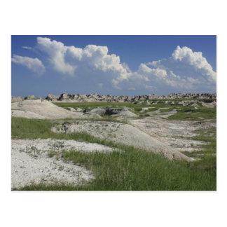 Badlands of South Dakota Postcard