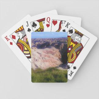 badlands overlook deck of cards