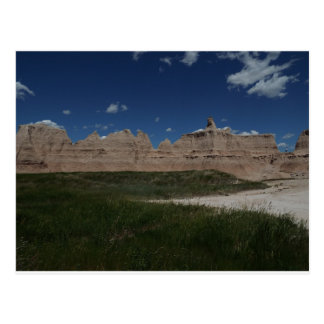 Badlands Postcard