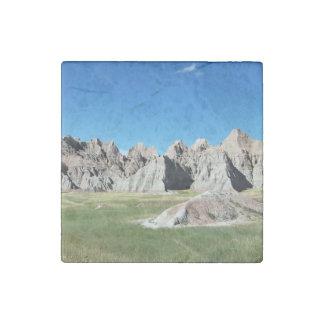 Badlands Stone Magnets