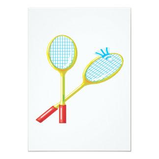 Badminton 3 card