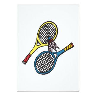 Badminton 8 card