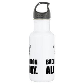 Badminton All Day 532 Ml Water Bottle
