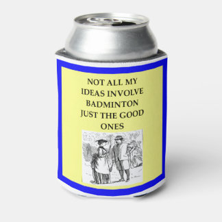 badminton can cooler